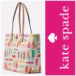 Kate Spade Ice Pop Tote Shore Margaret's